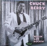"10"" ✦✦ CHUCK BERRY ✦✦ ""Reelin' And Rockin'"""